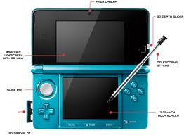 blue 3ds gameplay